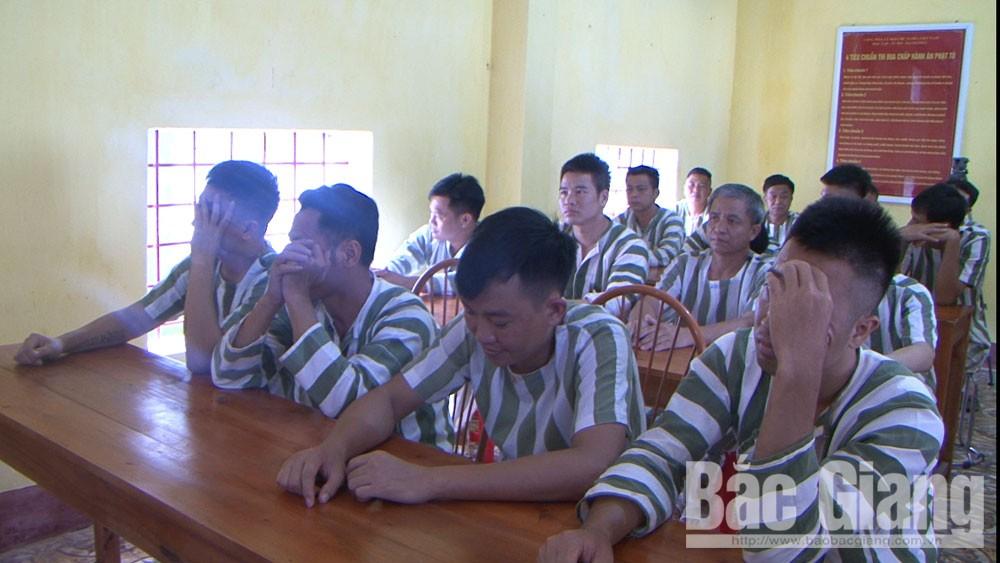 Tổ chức cho phạm nhân tìm hiểu về tư tưởng nhân văn của Chủ tịch Hồ Chí Minh